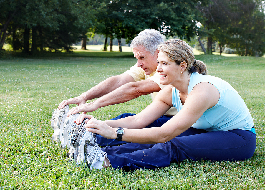 Staying fit when you are a senior